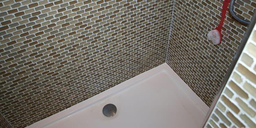 Ditra Matting Wet Room